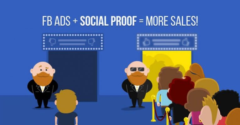 The Value of Social Proof in Facebook Ads